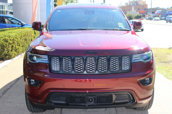 2020 MY0  Jeep Grand Cherokee WK Night Eagle Suv Image 2