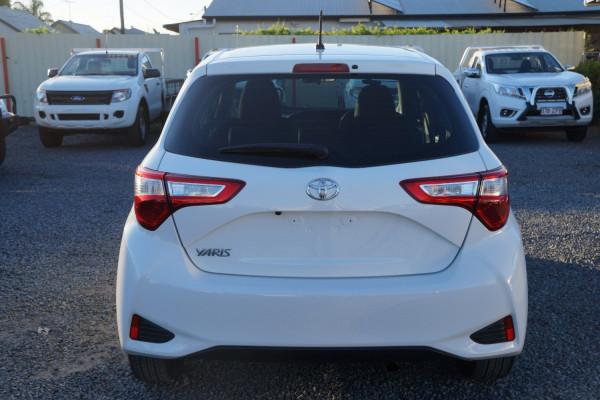 2018 Toyota Yaris NC Hatchback Hatchback Image 5