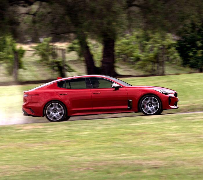 Fine-tuned for Aussie roads. Image