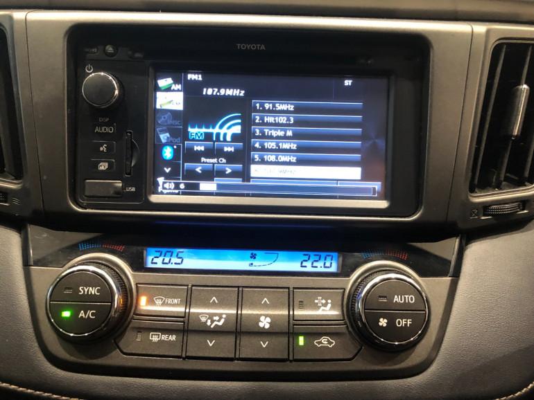 2013 Toyota RAV4 ALA49R Turbo GXL Suv Image 7