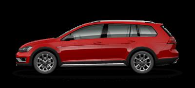 New Volkswagen Golf Alltrack