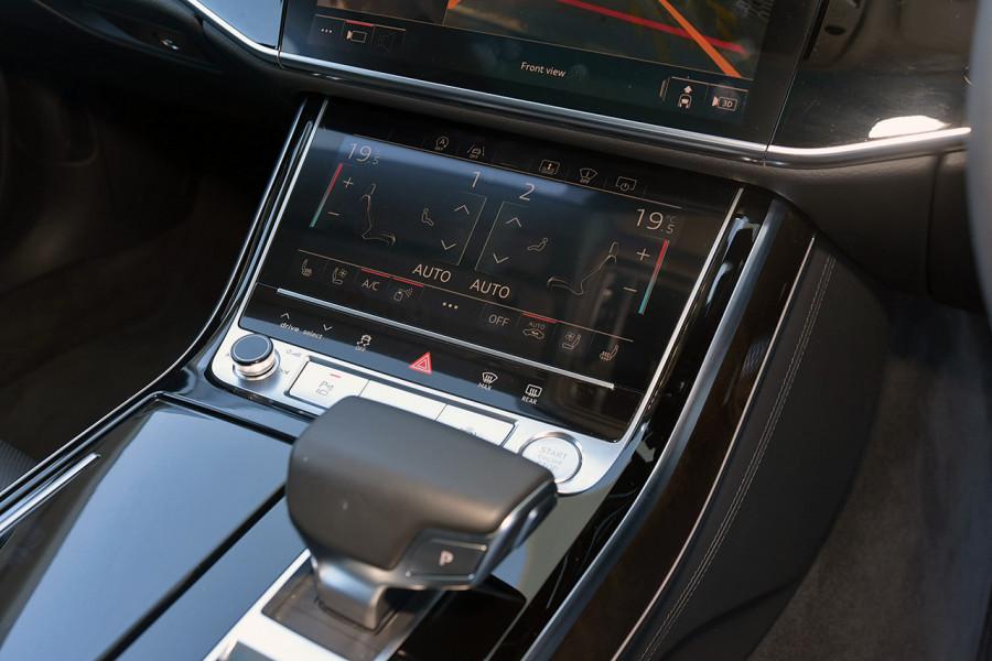 2018 Audi A8 4N MY18 50 TDI Sedan Mobile Image 17