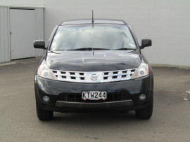 2008 Nissan Murano Sports utility vehicle