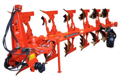 New KUHN MASTER 123, 153 and 183
