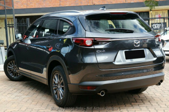 2021 Mazda CX-8 KG2WLA Touring SKYACTIV-Drive FWD Suv Image 3