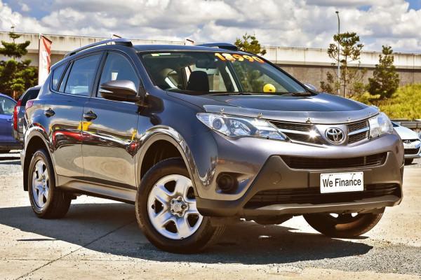 Toyota RAV4 Wagon AS