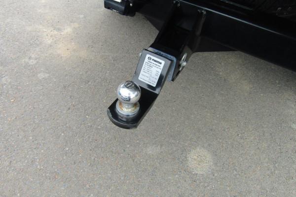 2018 Mazda BT-50 UR0YG1 XT Utility