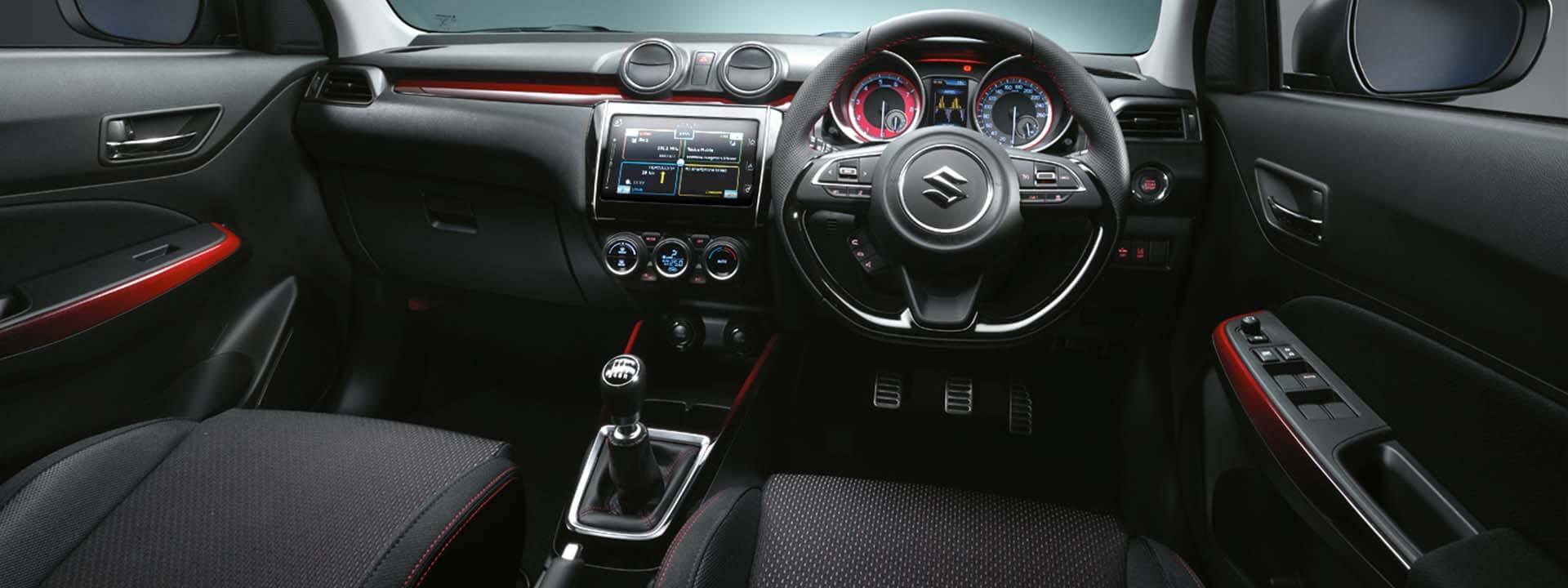 Suzuki Swift Sport Car Accessories - Suzuki QLD