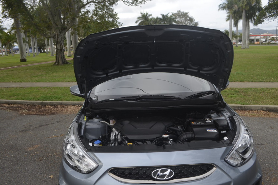 2019 Hyundai Accent RB Sport Hatchback