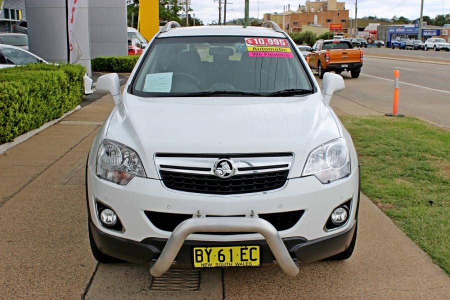 2014 Holden Captiva CG  5 5 - LT Suv