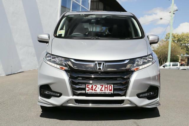 2019 Honda Odyssey 5th Gen VTi-L Wagon Image 4
