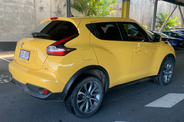 2016 Nissan JUKE Hatchback