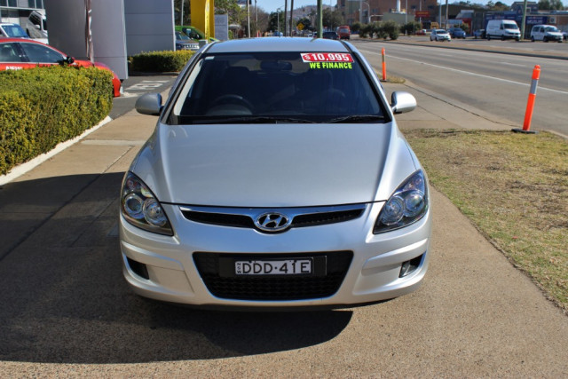2011 Hyundai I30 FD  SX Hatchback Image 3