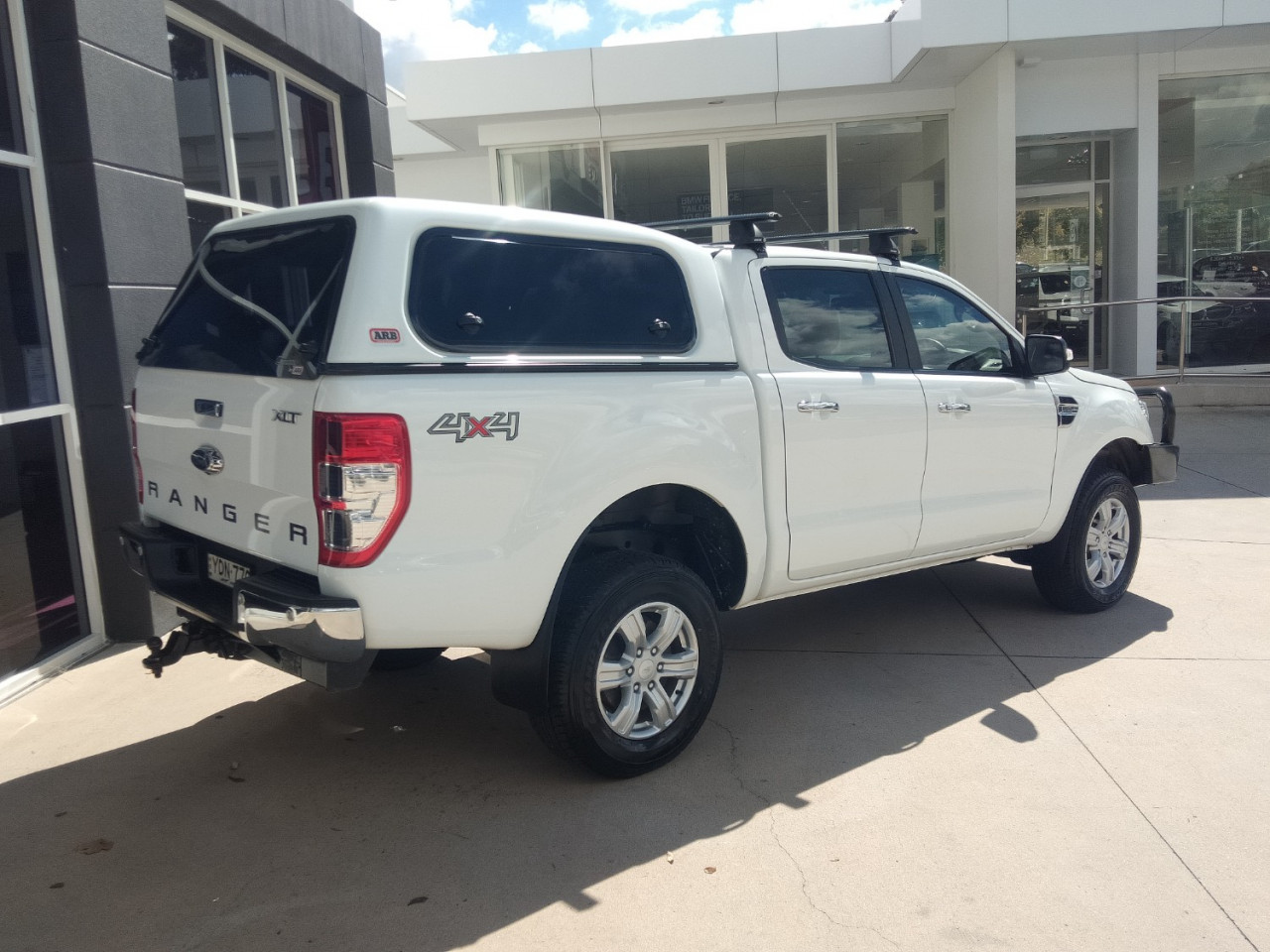 2017 Ford Ranger PX MKII XLT Utility Image 2