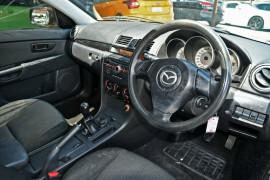 2008 Mazda 3 BK10F2 Maxx Sport Hatchback