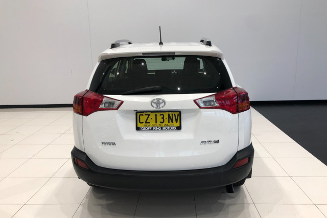 2015 Toyota RAV4 ZSA42R GX Suv Image 5
