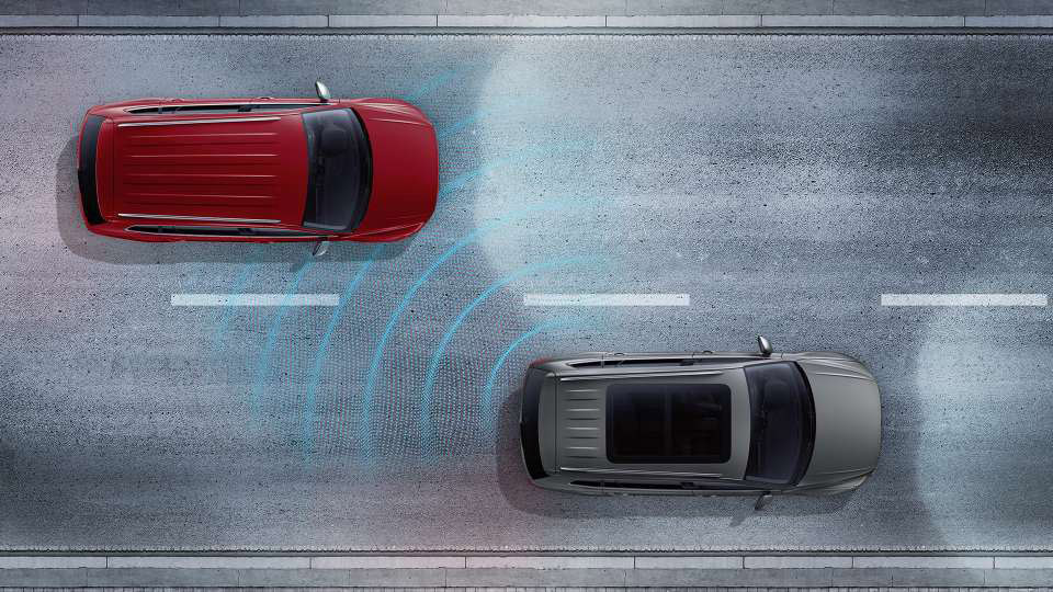 Driver Assistance package Image