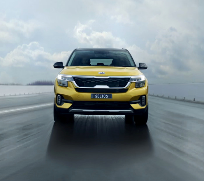 Finally, a small SUV that will really move you. Image