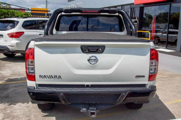 2019 Nissan Navara D23 Series 4 MY19 N-Trek Special Edition (4x4) Dual cab pick-up Image 4