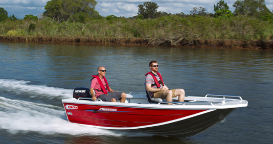 429S Proline Angler Features