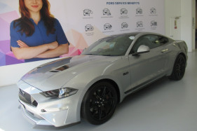 2019 Ford Mustang FN 2019MY GT Coupe