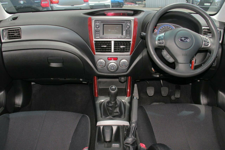 2011 Subaru Forester S3 MY11 XS AWD Columbia Suv