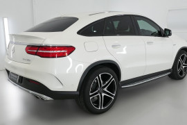 2019 Mercedes-Benz M Class M-AMG GLE43 4M Coupe Image 2