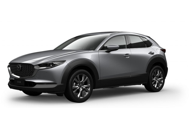 2020 Mazda CX-30 DM Series G25 Astina Wagon