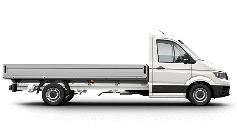 Crafter Cab Chassis Single Cab LWB TDI410 8 Speed Auto