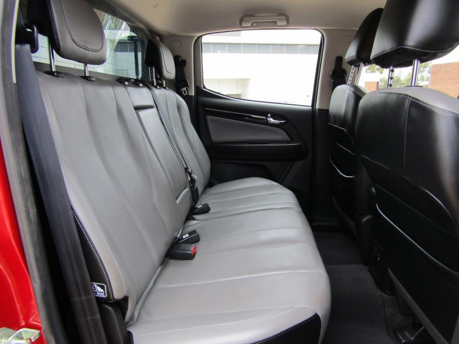 2015 MY16 Holden Colorado RG 4x4 Crew Cab Pickup Z71 Utility Image 13