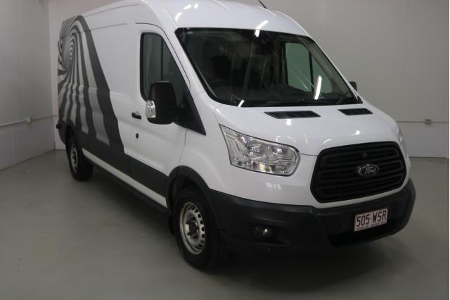 2015 Ford Transit VO 350L Van Image 3