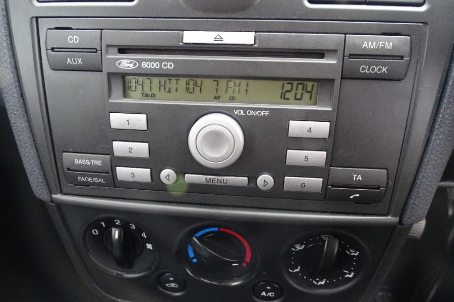 2005 Ford Fiesta WP LX Hatch