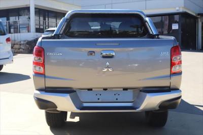 2015 Mitsubishi Triton MQ MY16 Exceed Utility Image 5