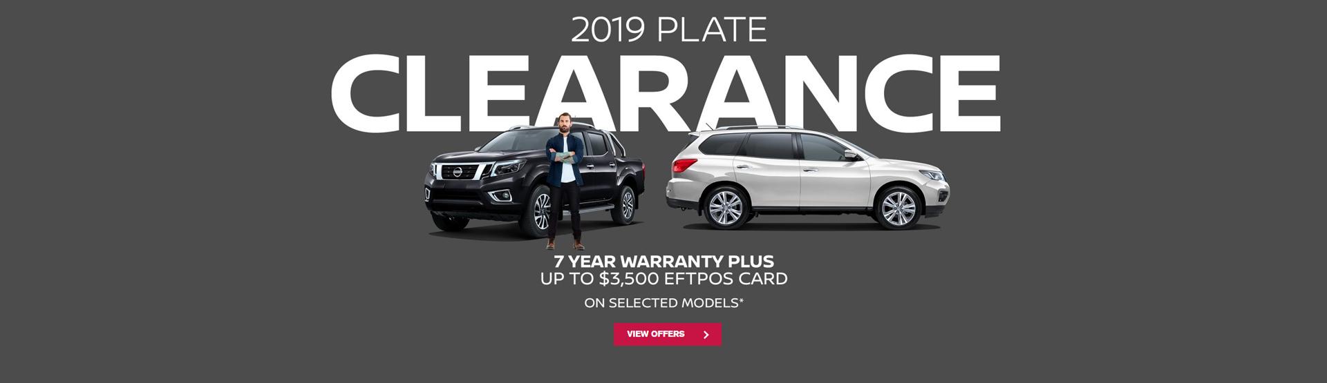 Warwick Nissan Offers