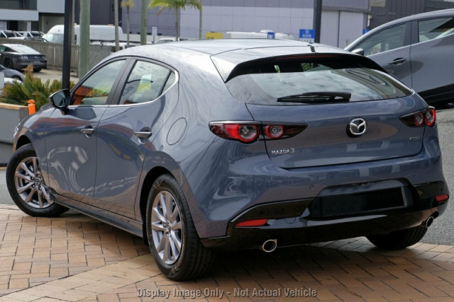 2020 MY19 Mazda 3 BP G20 Pure Hatch Hatchback Image 2