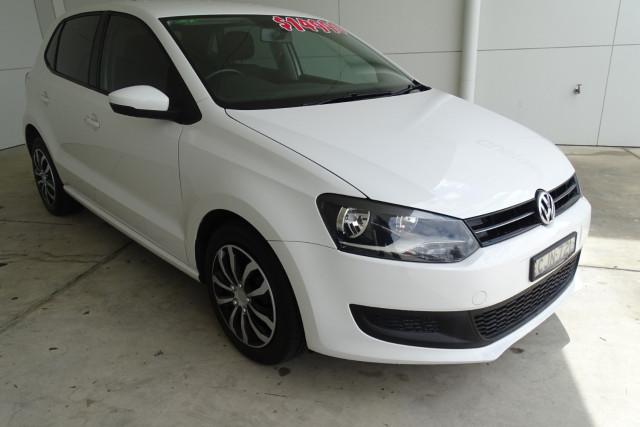 2013 Volkswagen Polo 77TSI Comfortline