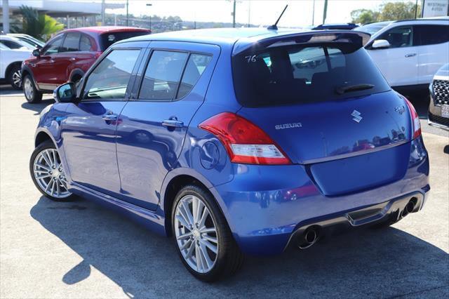 2012 Suzuki Swift FZ Sport Hatchback Image 2
