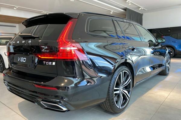 2019 MY20 Volvo V60 F-Series T5 R-Design Wagon Image 4