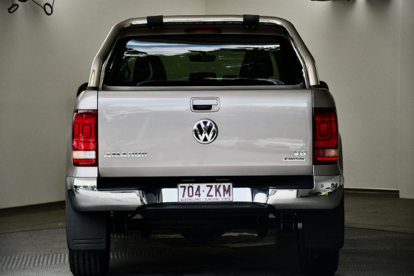2019 MYV6 Volkswagen Amarok 2H Highline Utility Image 4