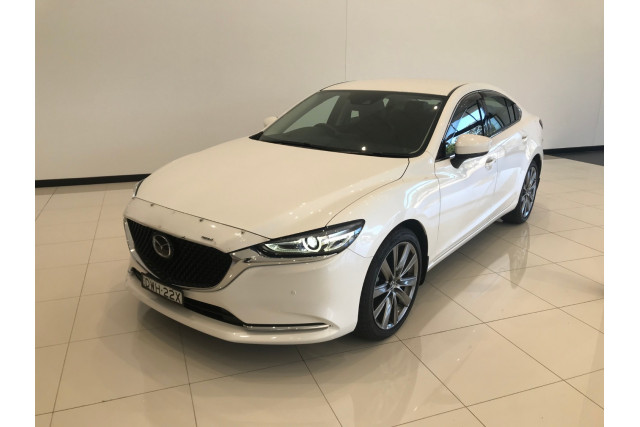 2018 Mazda 600qas4gt GL1032 Turbo GT Sedan