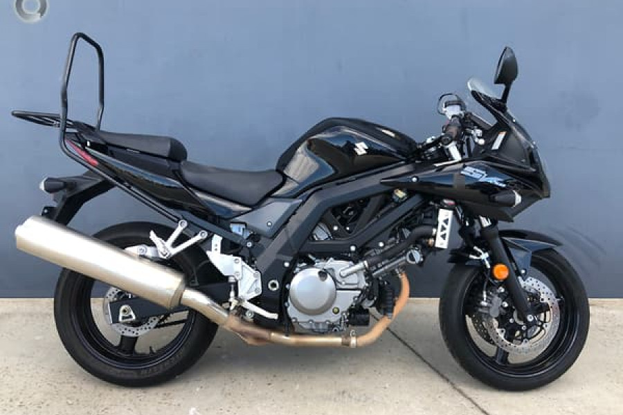 2012 Suzuki SV650 S Motorcycle