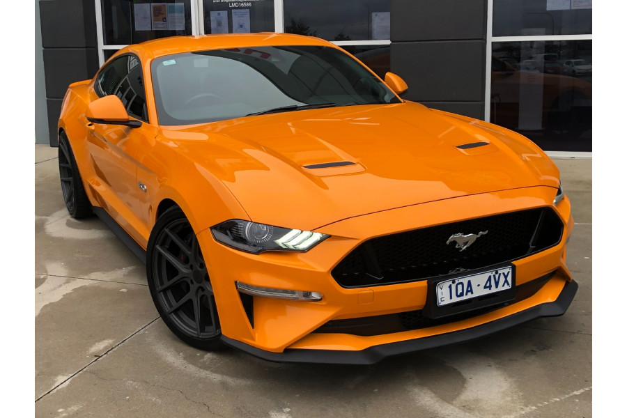 2018 Ford Mustang 2018 Coupe