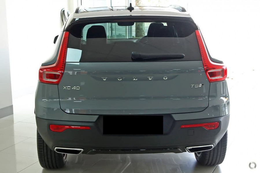 2019 MY20 Volvo Xc40 (No Series) MY20 T5 R-Design Suv Mobile Image 5