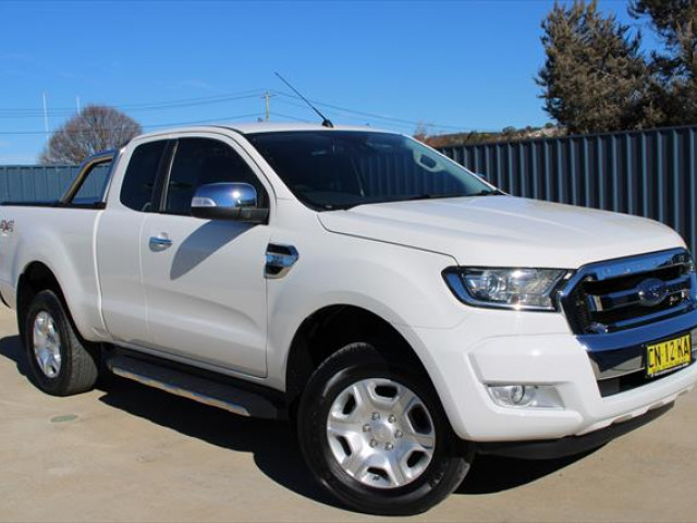 2016 Ford Ranger PX MkII XLT Utility - extended cab