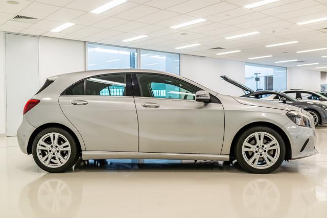 2018 MY58 Mercedes-Benz A-class W176 808+ A180 Hatchback Image 3
