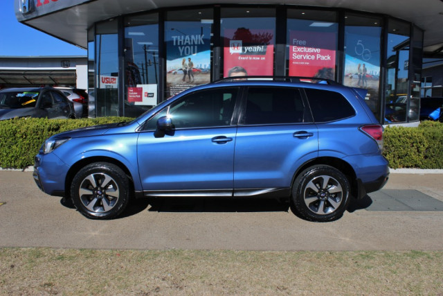 2017 MY18 Subaru Forester S4 2.0D-L Suv Image 5