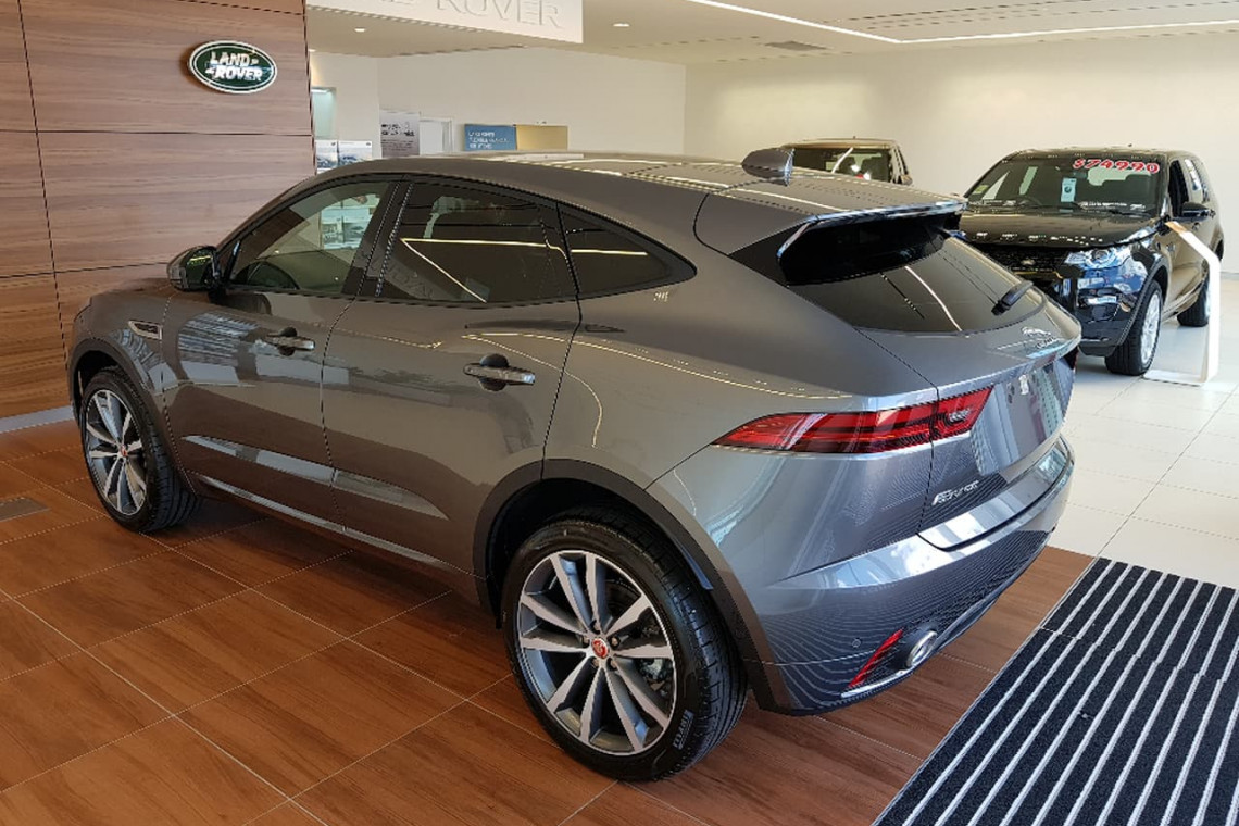 New 2018 Jaguar E Pace Z04745 Cairns Trinity Auto Group