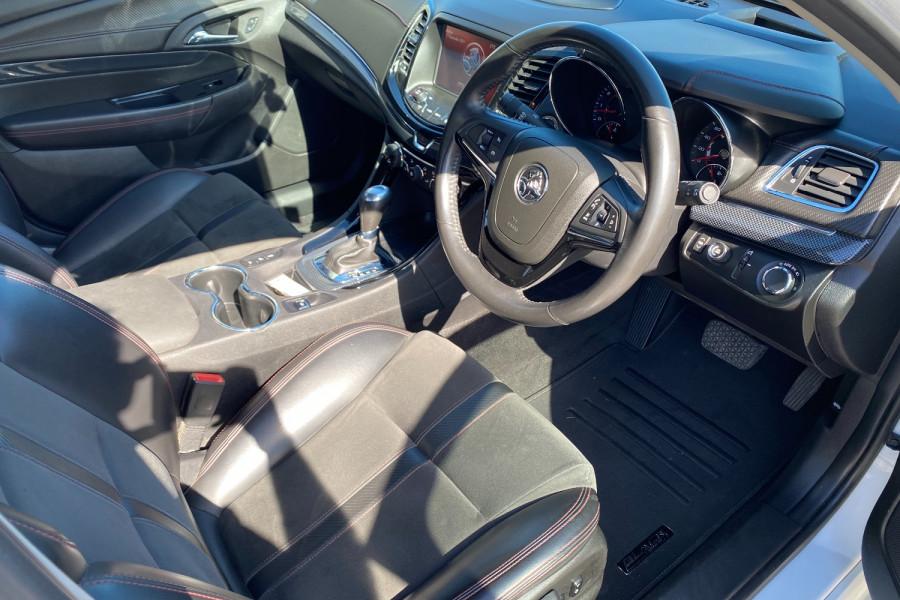 2016 Holden Commodore VF II  SV6 Black Utility Image 7