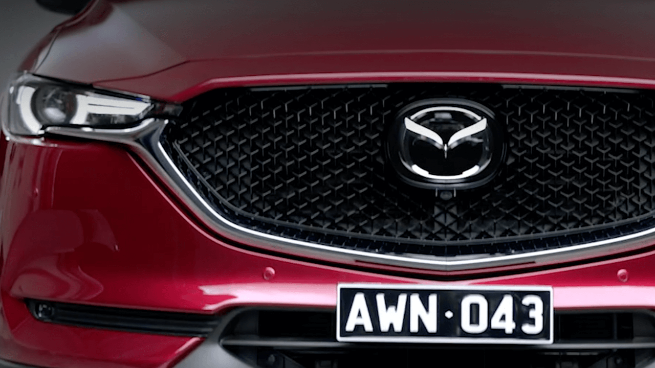 CX-5 DESIGN THAT GOES ABOVE WHAT'S EXPECTED