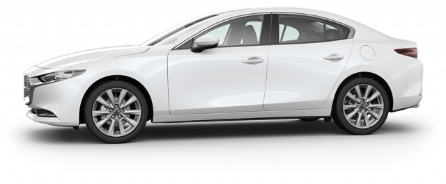 2021 MY20 Mazda 3 BP G25 GT Sedan Sedan Mobile Image 22